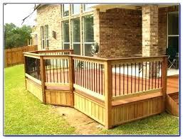 deck railing plans wood deck railing designs wood deck railing ideas wood deck railing ideas wood