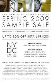 sample sale marathon female daily