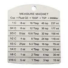 kitchen measure