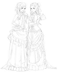 Soulless Manga Printables Coloring Pages Cool Coloring Pages