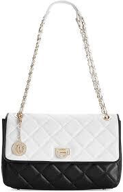 DKNY Gansevoort Quilted Nappa Shoulder Bag | Where to buy & how to ... & ... DKNY Gansevoort Quilted Nappa Shoulder Bag ... Adamdwight.com