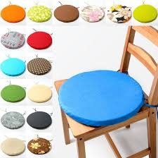 Round Chair Pads Seat Cushion Round N Round Leather Seat Cushion