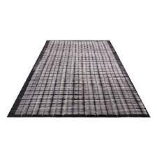 R Murl HandWoven Wool Black Area Rug By Blu Dot