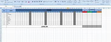 Sesuai dengan yang tertulis dalam peraturan pemerintah no.19 tahun 2017 tentang perubahan atas peraturan pemerintah no. Cara Membuat Absensi Kerja Karyawan Dengan Format Excel