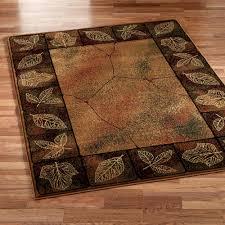 round rustic rugs rustic rug