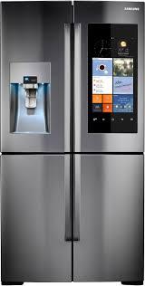 samsung tv refrigerator. samsung appliance energy star, counter depth french door refrigerator with\u2026 tv e
