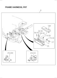 isuzu rodeo fuse box wiring diagrams