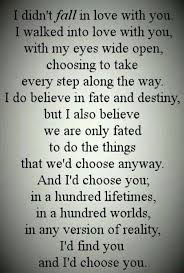 Forever Love Quotes Interesting Destiny My Forever Love QUOTES Pinterest Destiny Lessons