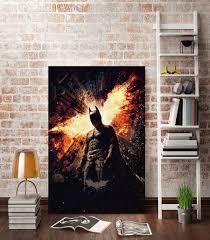 Movie Themed Living Room Aliexpresscom Buy H2021 Joker Batman Dark Knight Movie Villain
