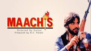 Image result for film(Maachis) (