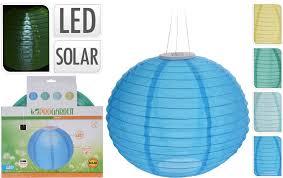 5 Stuks Solarlamp Lampion Balvorm 4ass Nampook Kopen