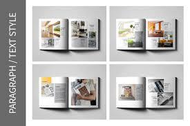 graphic design portfolio template by