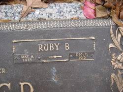 Ruby Avis Baldwin Elder (1918-2010) - Find A Grave Memorial