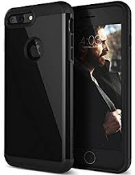 apple iphone 7 plus jet black. caseology legion series iphone 7 plus cover case with tough rugged heavy duty protection for apple (2016) only - jet black iphone