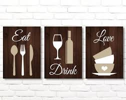 Not available at clybourn place. Modern Kitchen Art Kitchen Wall Art Burlap Eat Drink Love Etsy In 2021 Kitchen Wall Art Modern Kitchen Art Burlap Wall Decor
