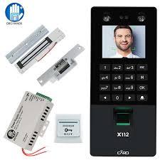 Online Shop Facial Face <b>RFID Door Access Control</b> System Kit IP ...