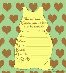 baby shower invitation blank templates photo 20 free baby shower image