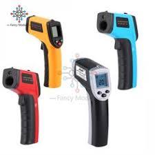 1pcs -50 to 300C Mini Digital Non-Contact IR Infrared <b>LCD</b> ...