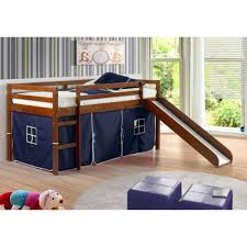 kids loft bed with slide. Bedroom:Kids Loft With Storage Desk Plans Stages Youth Childrens Beds Slides Embrace Kidsbunk Slide Kids Bed