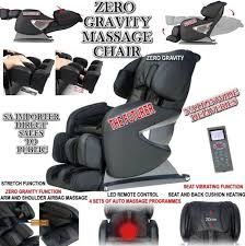 massage chair for the ultimate massage therapy