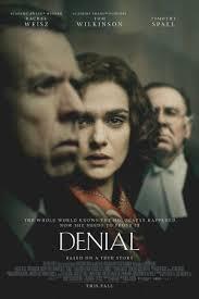 Drama Film Rachel Weiszs Holocaust Drama Denial Debuts Poster