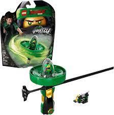 LEGO The NINJAGO Movie Lloyd - Spinjitzu Master 70628 (48 Teile):  Amazon.de: Spielzeug