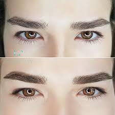 перманентный макияж бровей татуаж фото и отзывы Expert Pmu