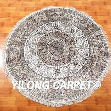types of rugs materials