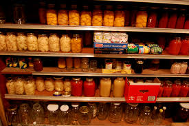 Image result for well stocked pantry