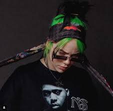 Billie eilish, whose real name is billie eilish pirate baird o'connell, is an american singer and songwriter with a net worth of $8 million. Billie Eilish Reveals She Has A Secret Tattoo Bnewsindia Com