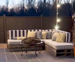 wood pallet lawn furniture. Simple Pallet Patio Garden Used Pallet Furniture And Wood Lawn