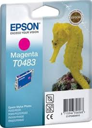 Купить <b>C13T04834010 Картридж Epson</b> для St.R200/300/RX500 ...