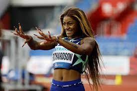 Sha'Carri Richardson to race Olympic ...