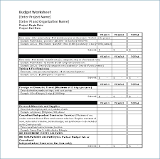Annual Business Budget Template Excel Image Collections - Template ...