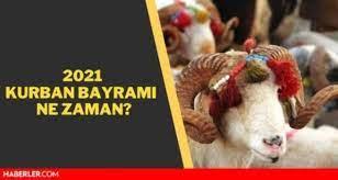 Kurban bayramı ne zaman 2021? Bu yıl kurban ne zaman, kurban bayramı tatili  kaç gün? - Haberler