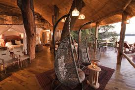 1001 Hotels To See Before You Die  Africa 1000 Lion Sands Treehouse Hotel Africa