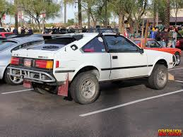 1984 Toyota Celica GT Rally Car | GenHO