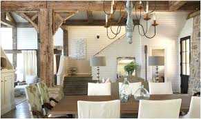 dining room chandelier rustic for decor wood beams cottage tracery style chandeliers floor lamps uk