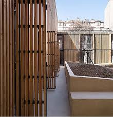 Best 25+ Wood facade ideas on Pinterest   Wood architecture, Concrete facade  and Industrial vertical blinds