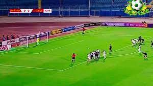 اهداف مباراة بيراميدز والبنك الاهلي _ مباراة+ 90 - فيديو Dailymotion
