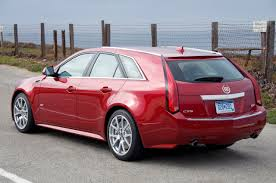 2011 Cadillac CTS-V Wagon: First Drive Photo Gallery - Autoblog