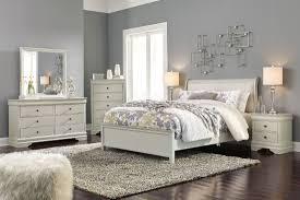 trishley bedroom set inspirational signature design by ashley jorstad gray upholstered sleigh bedroom
