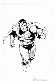 Kleurplaten Superman Kleurplaten Kleurplaatnl
