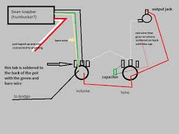 dean guitar wiring diagram dean wiring diagrams