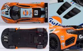 mclaren mp4 12c gt3 special edition. scalextric dpr mclaren mp412c gt3 gulf 21 c3287 slot car multi mclaren mp4 12c gt3 special edition