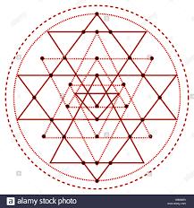 Sri Chakra Charts Sri Yantra Shri Yantra Lakshmi Chart Vedic Symbol