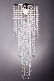 magnificent party chandelier decoration with diamante duo beaded curtains chandeliers bead rolls