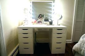 makeup setup in bedroom vanity mirror with lights for bedroom makeup brilliant setup your room makeup
