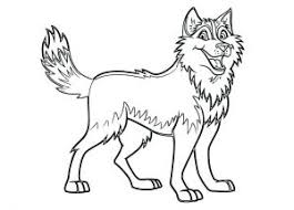 Dog coloring pages depict various types of dogs which makes filling them up with diversified colors an interesting experience. Dog For Children Dogs Kids Coloring Pages