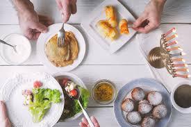 Traditional Symbolic Hanukkah Foods